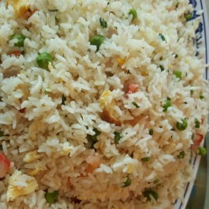 arroz young chow