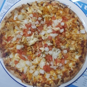 Pizza pollo especial