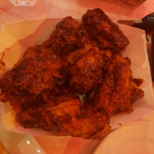 BUFFALO WINGS - Wings 12