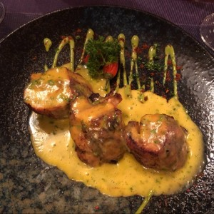 Aves - Pollo al Curry