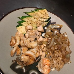 Benihana Delight