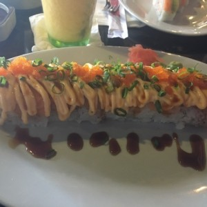 Sushi Dragon Ball