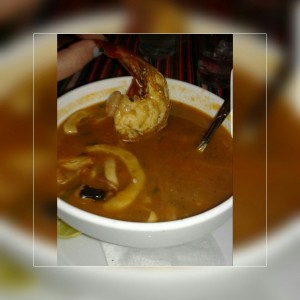 sopa de parijuela