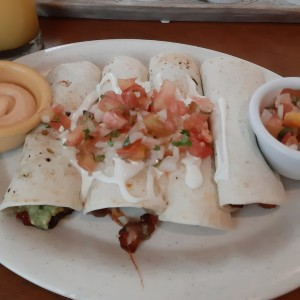 Burritos de Carnitas