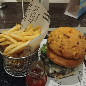 Hamburguesa del Burger Week: Tacupae