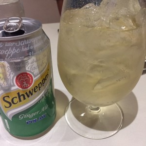 soda ginger ale