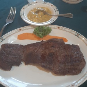 filete en salsa bernesa