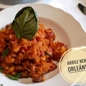 Arroz New Orleáns