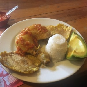 Sancocho Pollo