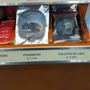 panderitos y galletas