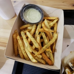 Bao Fries