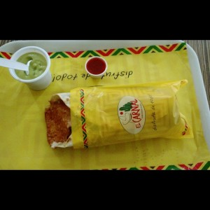 burrito sour mixto