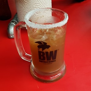 michelada Buffalo wings