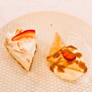 Key Lime Pie / Milhoja Plaka