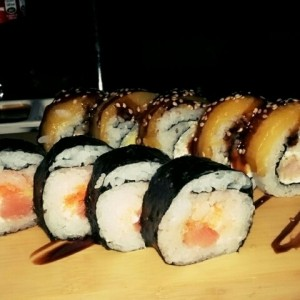 sushi roll - cheese cream