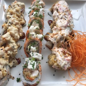 Fujishowa, Cuzco Roll, Tropical