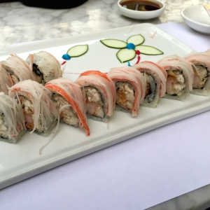 Crazy Kani Roll