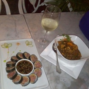 Phi phi Roll y Arroz a la Carta