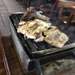 Parrilla Argentina y Churrasco de pollo