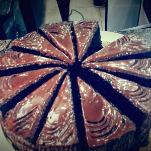 Torta Doble chocolate *w*