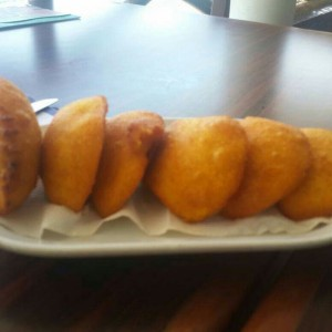 Empanaditas de Cazon