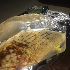 quesadilla mixta