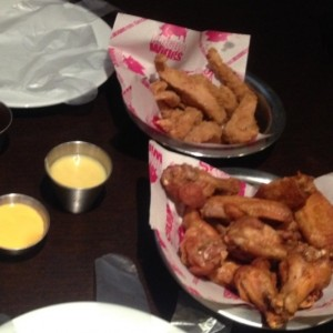 Chicken Wings y Tenders