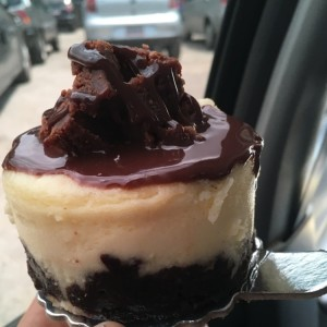 cheesecake chocolate