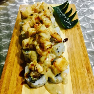Barracuda Roll
