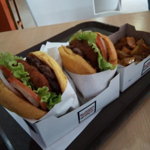 hamburguesas Shack