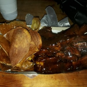 costillas bbq riquisimas