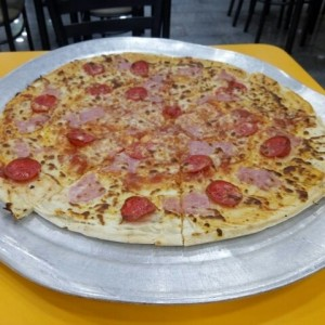 Pizza mundial, ya no tan mundial