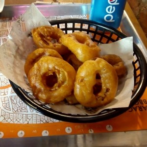 ACOMPAÑANTES - ONION RINGS