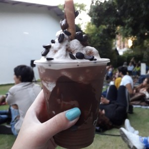 Frappuccino de Chocolate