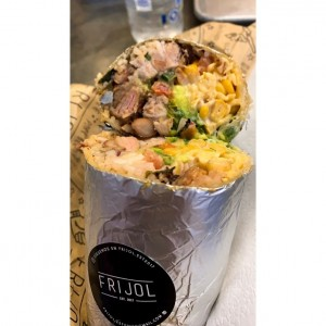 Burritos - Pork Belly