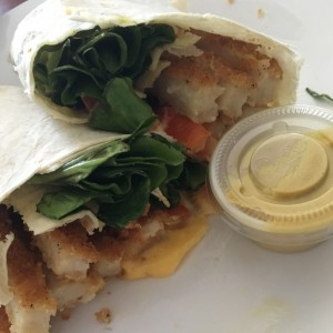 Wraps - Wrap Pollo Crispy