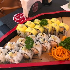 SUSHI ROLLS/MAKIS/PREMIUMS - Maguro Roll*