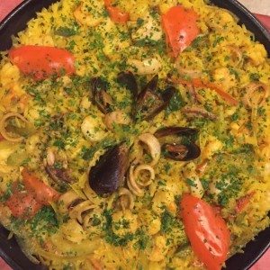 arroz a la marinera