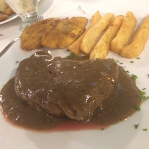 steak pimienta