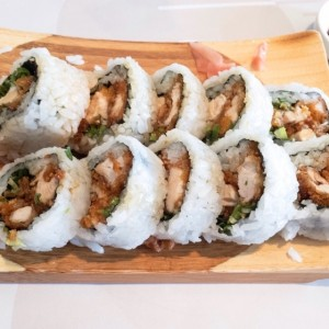 Crispy Chicken Roll (10 pz)