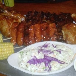 Saint Louis ribs