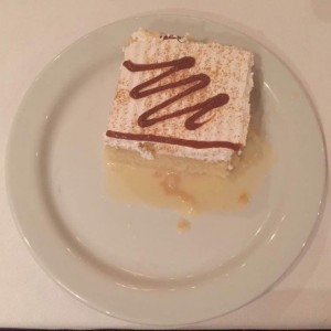 Tres Leches, muy bueno..!
