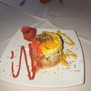 causa tropical, excelente!
