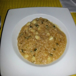 Rissotto del chef