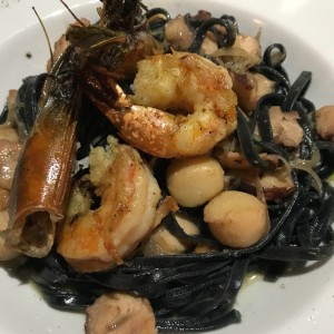 Linguini Nero