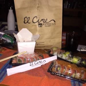 cine delivery