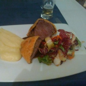 Lomito Wellington