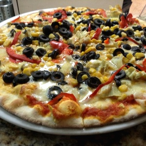 Pizza Vegetariana!!!